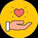 valeurs icone bienveillance
