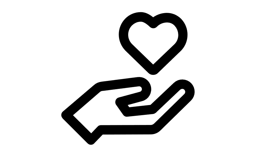 icone valeurs bienveillance