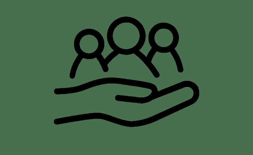 icone valeurs présence