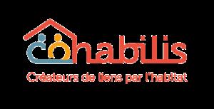 logo cohabilis réseaux national de la cohabitation intergénérationnelle